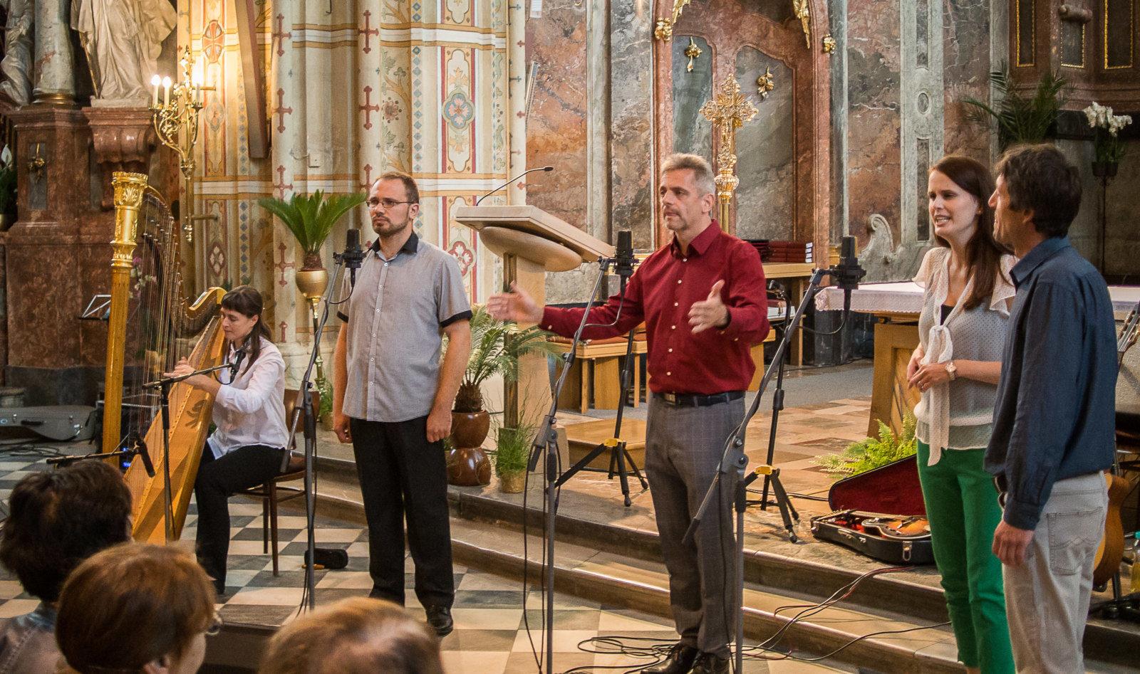 Baziliku na Starém Brně rozezní Starobrněnské hudební slavnosti