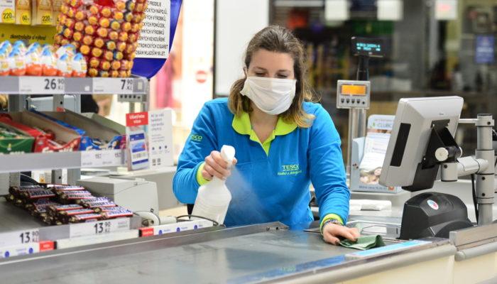 Tesco vytvořilo více než 1 000 dočasných pracovních míst