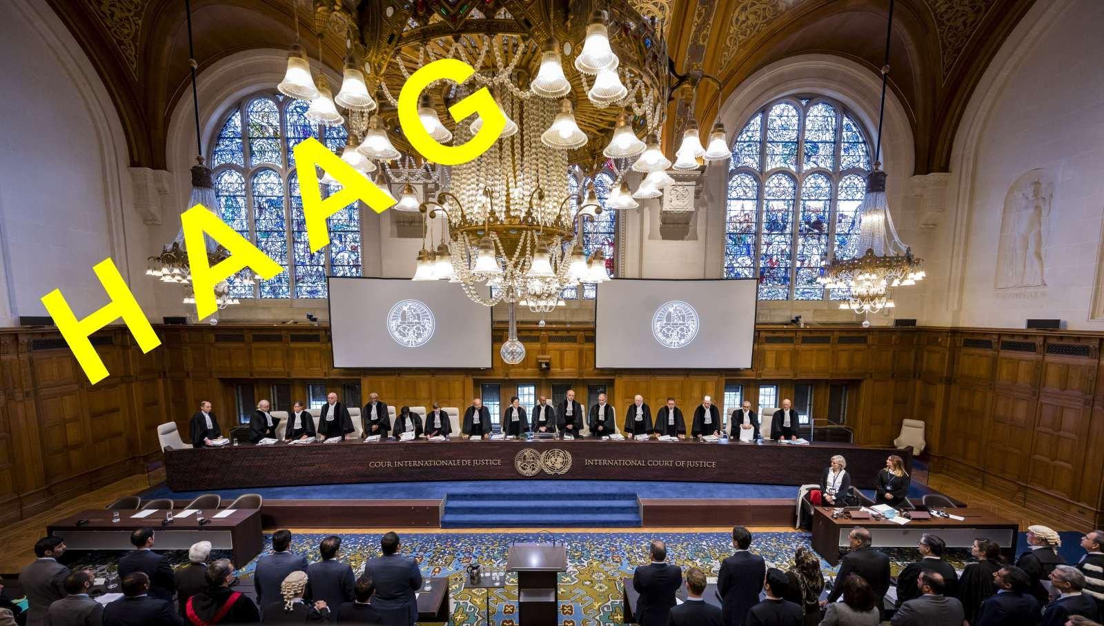 Žaloba do Haagu na Českou vládu a politiky