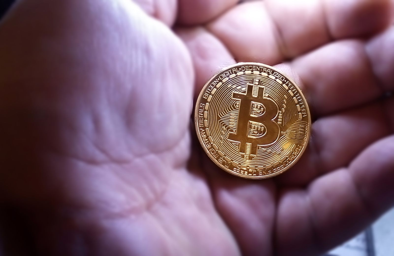 Pamětní mince Bitcoin
