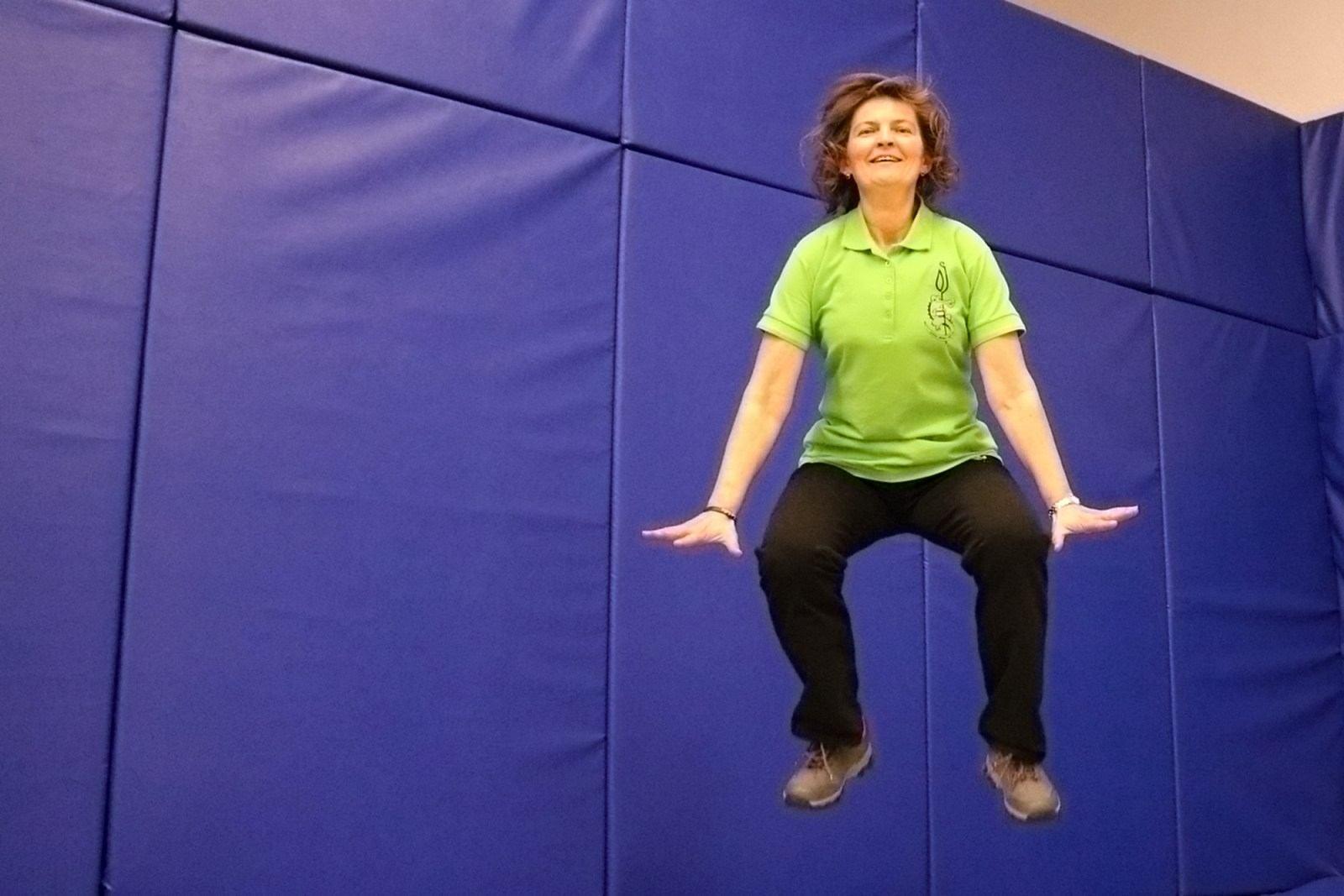 Cvičením k ezdraví MaRS