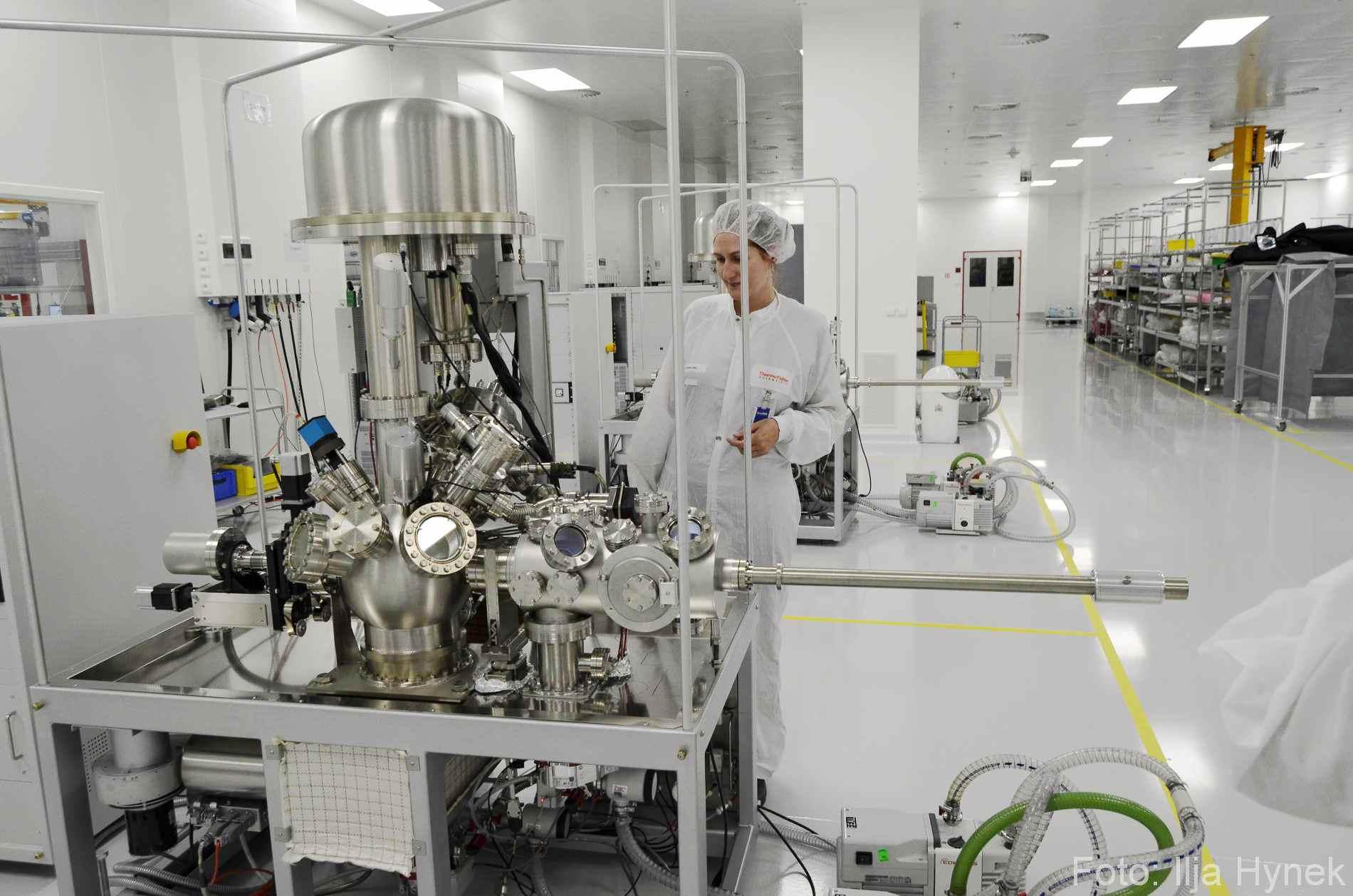Elektronové mikroskopy a spektrometry Thermo Fisher Scientific, dříve FEI Brno