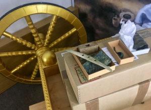 archeologické nálezy z Moravského krasu