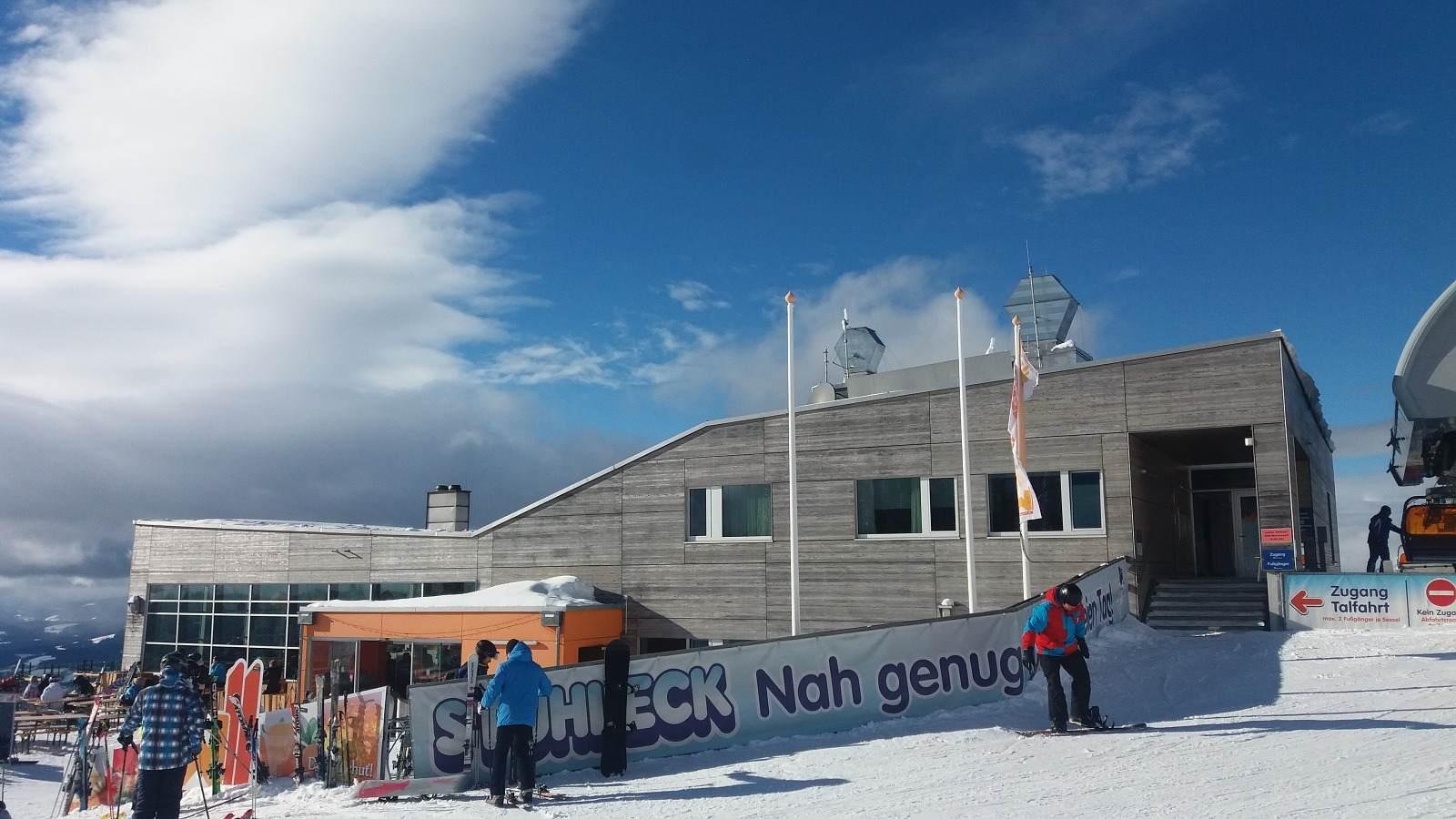 Lyžování v Rakousku ve skiareálu Semmering-Stuhleck