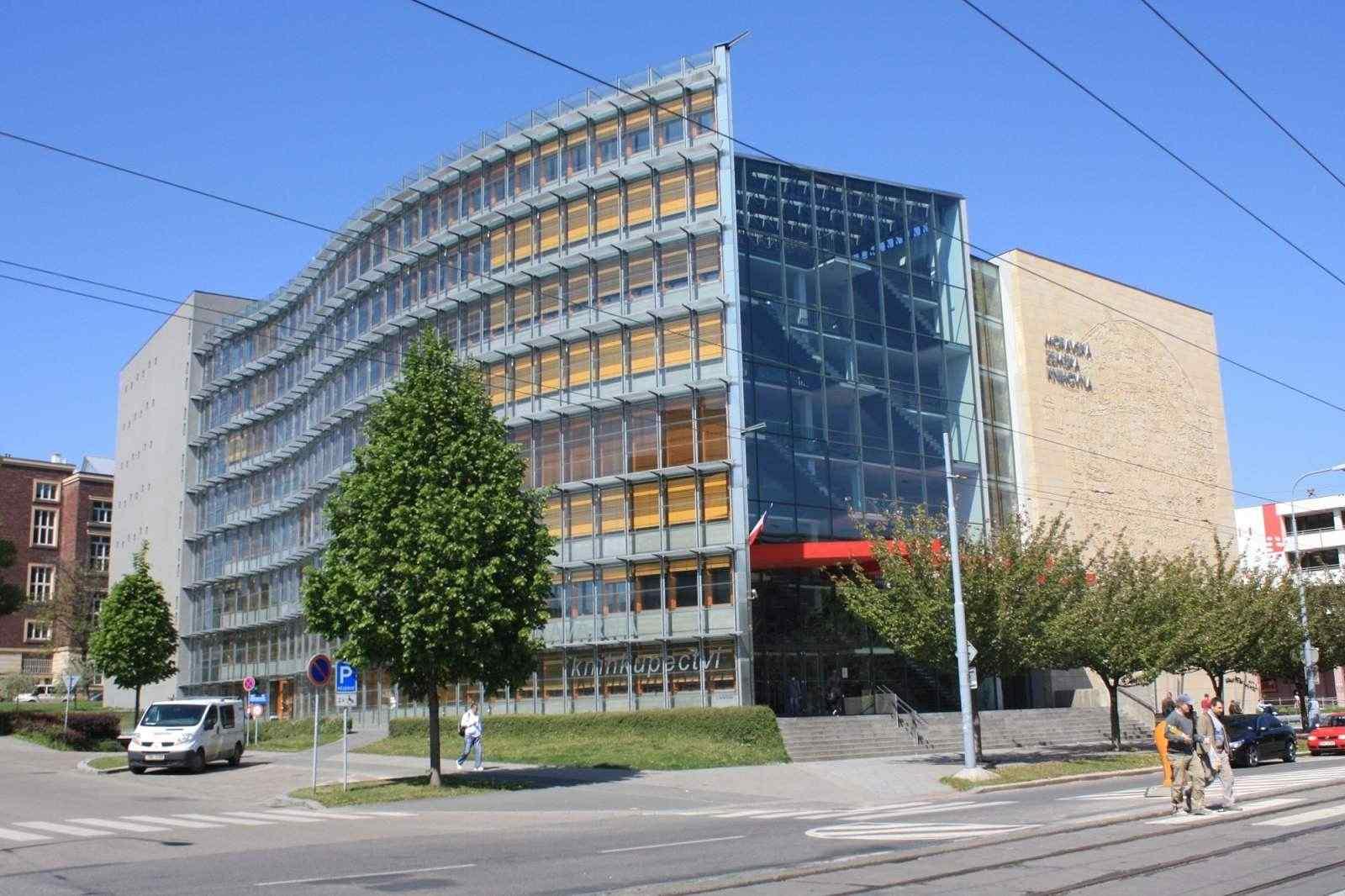 Mahenova knihovna Brno