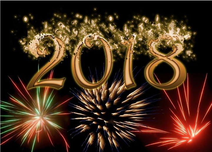 Nový rok 2018