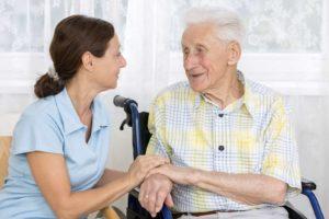 Pomoc starým lidem