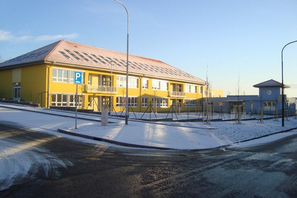 Škola v Brně Žebětíně