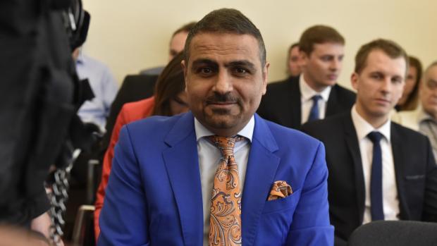 ústavní soud Brno Shahram Abdullah Zadeh